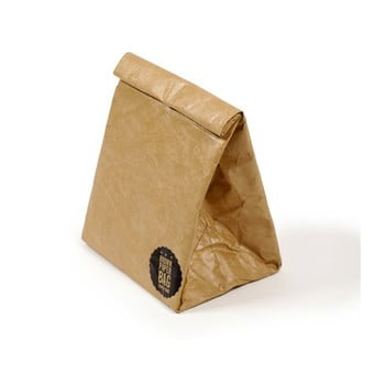Pungă pentru gustare Luckies of London Brown Paper Bag de la Luckies of London