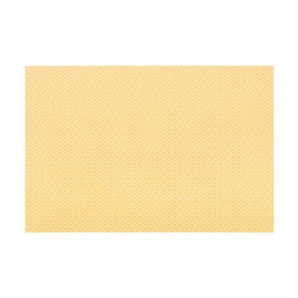 Žluté prostírání Tiseco Home Studio Triangle, 45 x 30 cm