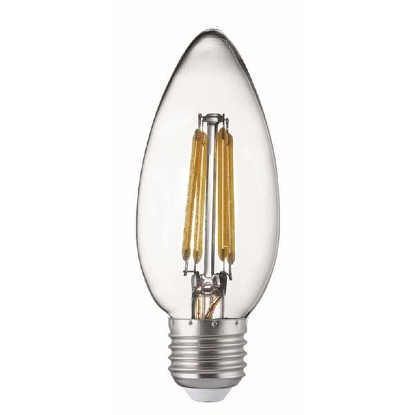 Set 10 žárovek Filament Candle E27 40W