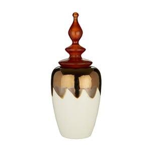 Dekorativní dóza Premier Housewares Amber, výška38cm