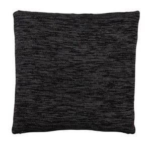 Polštář Melange Black, 50x50 cm