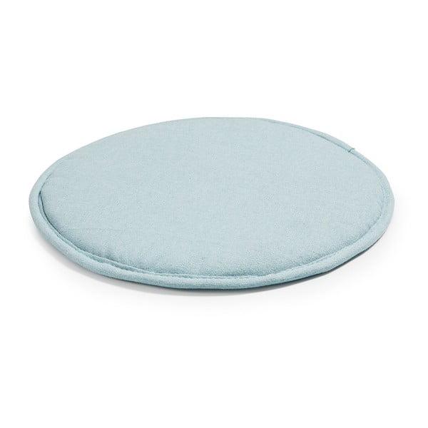 Jasnoniebieska poduszka na krzesło La Forma Stick