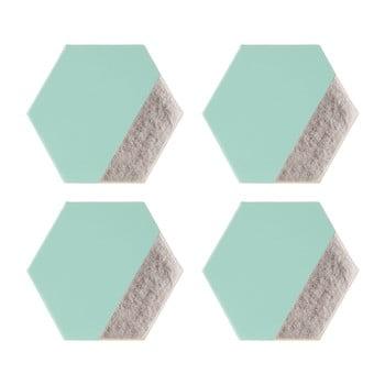 Set 4 suporturi pentru pahare Premier Housewares imagine