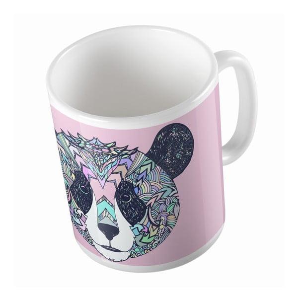 Keramický hrnek Panda In Colours, 330 ml