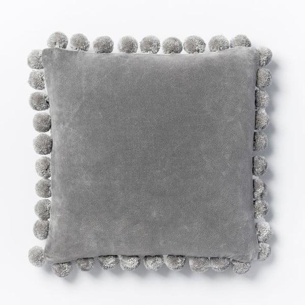 Povlak na pošltář Ashti Grey, 45x45 cm
