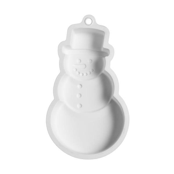 Snowman szilikon sütőforma - Premier Housewares