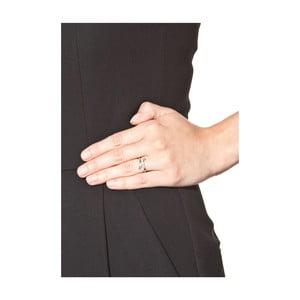 Dámský prsten ve stříbrné barvě NOMA Gloria