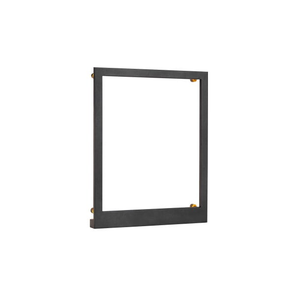 Czarna wisząca ramka świetlna Markslöjd Frame, 41 x 33 cm