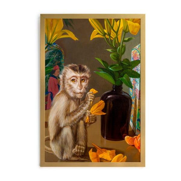 Obraz v rámu Velvet Atelier Mico, 60 x 40 cm