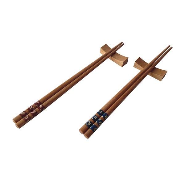 Sada 2 bambusových hůlek Focaccio