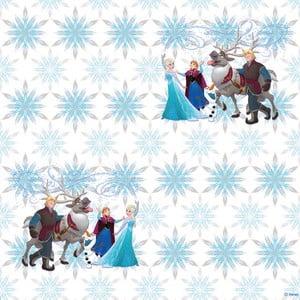 Vliesová tapeta AG Design Frozen Ledové Království III, 10m