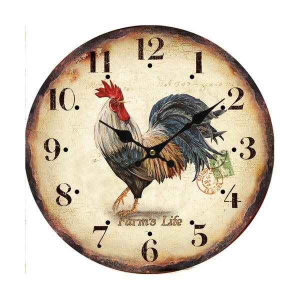 Nástěnné hodiny Bolzonella Campagna