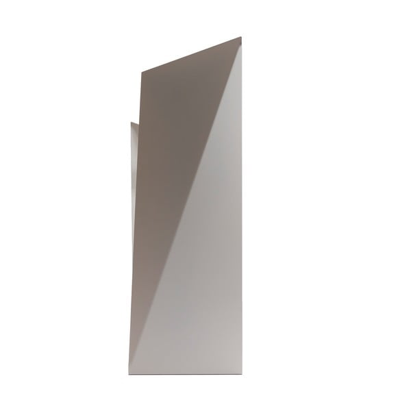 Stolní hodiny Clock 56 cm, bílé