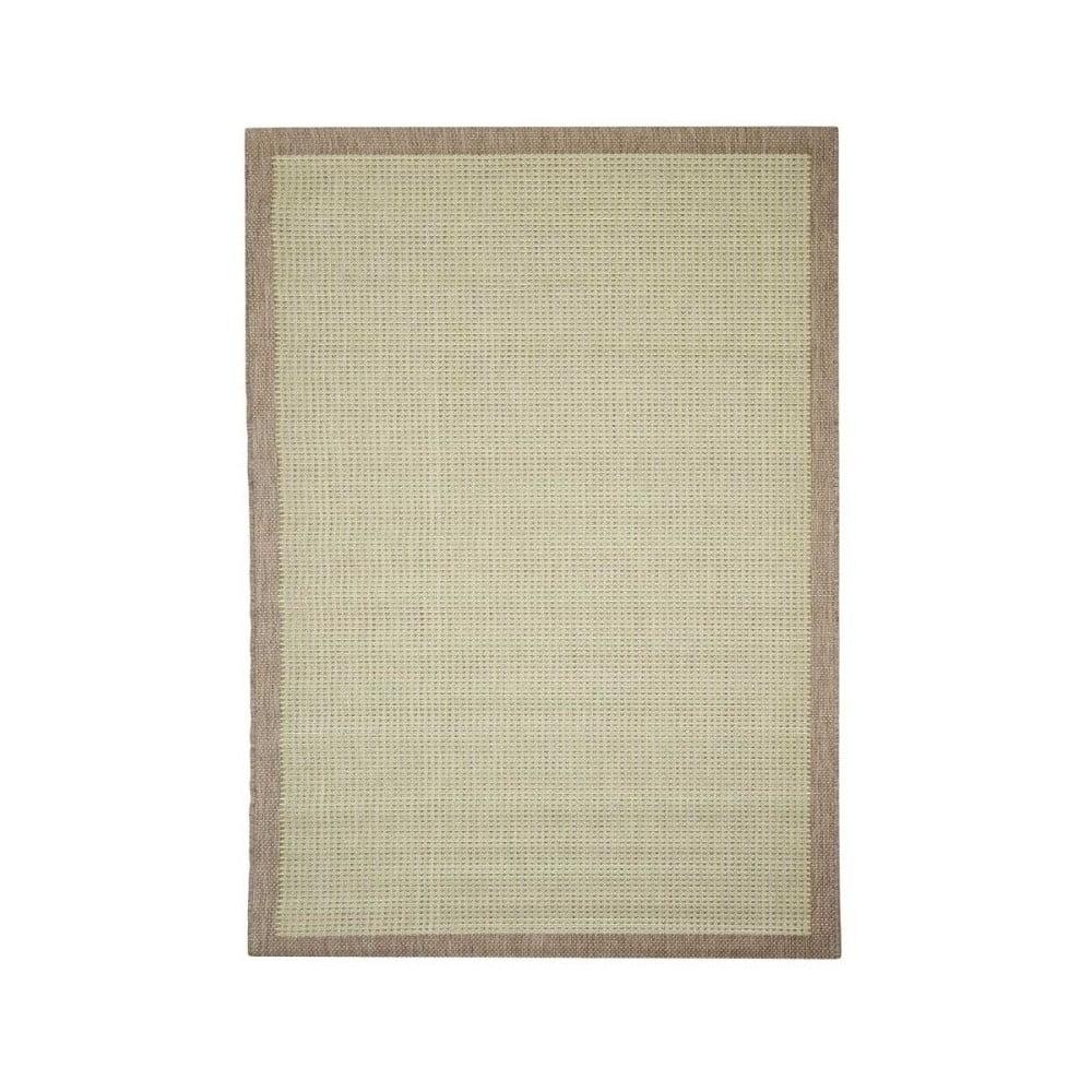 Zelený venkovní koberec Floorita Chrome, 160 x 230 cm