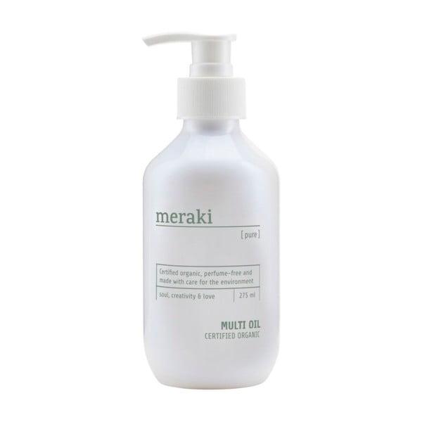 Neparfumovaný pleťový olej Meraki Pure, 275ml