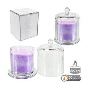 Vonná svíčka ve skle s vůní levandule Unimasa Quesera