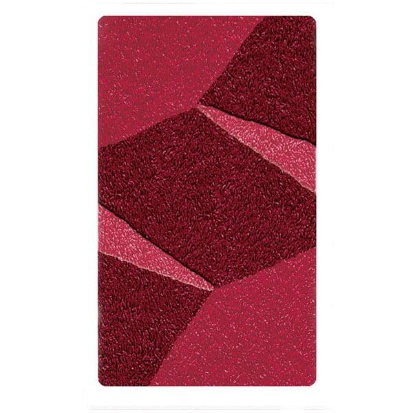 Předložka Crystal, 70x120 cm, rubínová