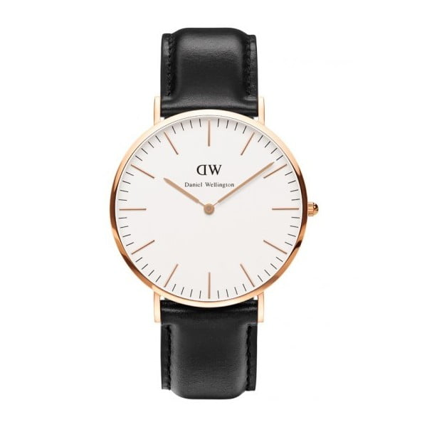 Hodinky Classic Sheffield Rose Gold, 40 mm