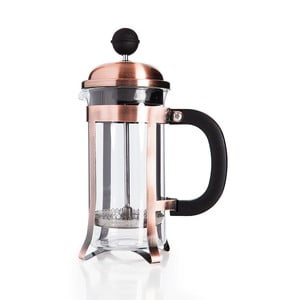 Tmavě měděný french press Bambum Taşev Watson, 350 ml