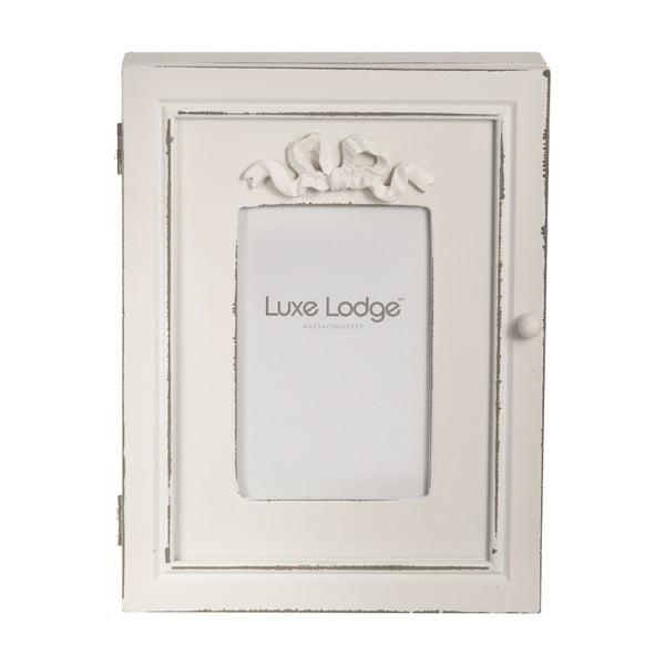 Skříňka na klíče s rámečkem Chiavi