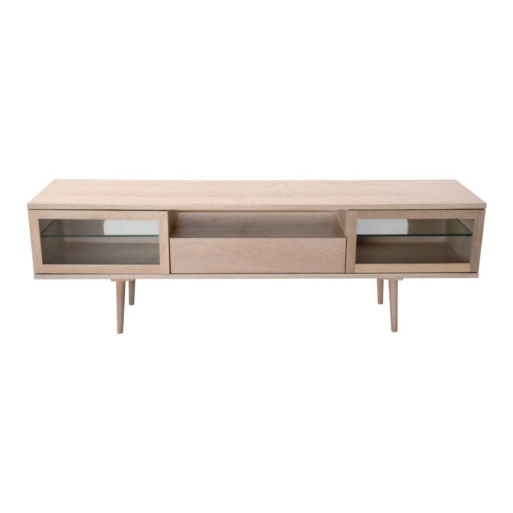 TV stolek z dubového dřeva RGE Solo