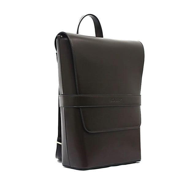 Elegantní batoh Bobby Black - šedá