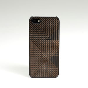 Dřevěný kryt na iPhone 5, Cell divisions design
