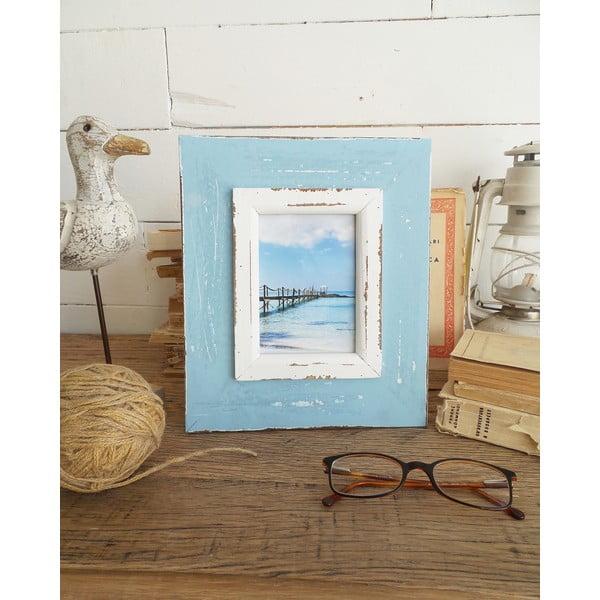 Fotorámeček Seaside Blue