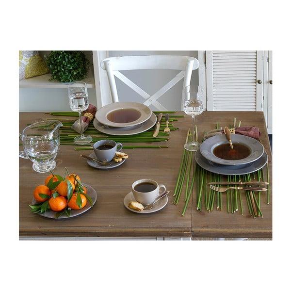 Bílá židle z jilmového dřeva Santiago Pons Iago