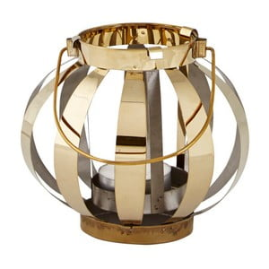 Lucerna Villa Collection Brass Steel Rondo, 12 cm