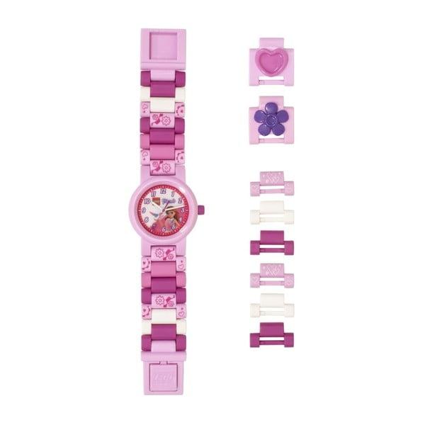 Růžové hodinky LEGO® Friends Olivia