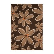 Koberec Funky 345 Brown, 120x170 cm