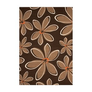 Koberec Funky 345 Brown, 80x150 cm