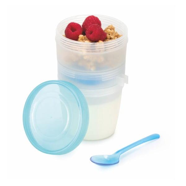 Chladící dóza na jogurt a granolu Snips Ice Yogurt, 500ml