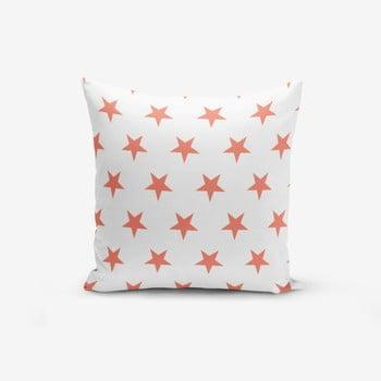 Față de pernă cu amestec din bumbac Minimalist Cushion Covers Pomegranate Star, 45 x 45 cm de la Minimalist Cushion Covers