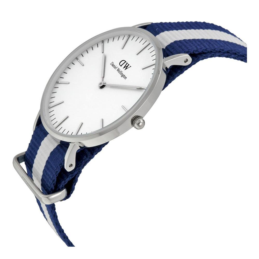 eae0611afd4 ... Dámské hodinky Daniel Wellington Glasgow Silver