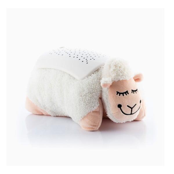 Detský plyšový LED projektor InnovaGoods Projector Sheep