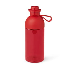 Cestovní láhev LEGO®, červená
