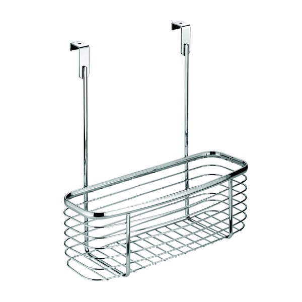 Kovový košík na kuchyňská dvířka InterDesign Axis Basket