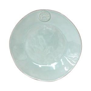 Farfurie din ceramică Ego Dekor Nova, Ø 21 cm, turcoaz