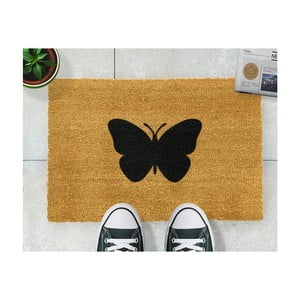 Covor intrare Artsy Doormats Butterfly, 40 x 60 cm