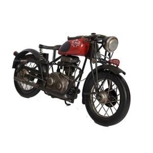 Dekorativní objekt Antic Line Motobike