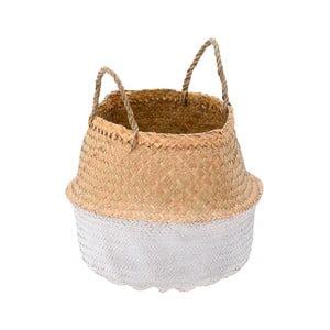 Úložný košík z vodního hyacintu InArt Water , ⌀ 35 cm