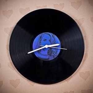 Vinylové hodiny Lana Del Rey