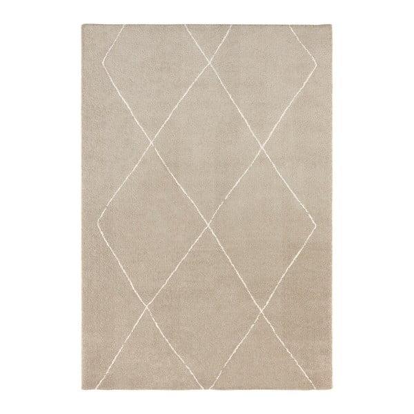 Béžovo-krémový koberec Elle Decor Glow Massy, 120 x 170 cm