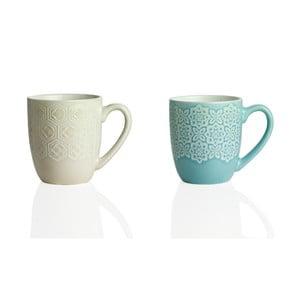 Set 2 căni din ceramică Brandani Alice