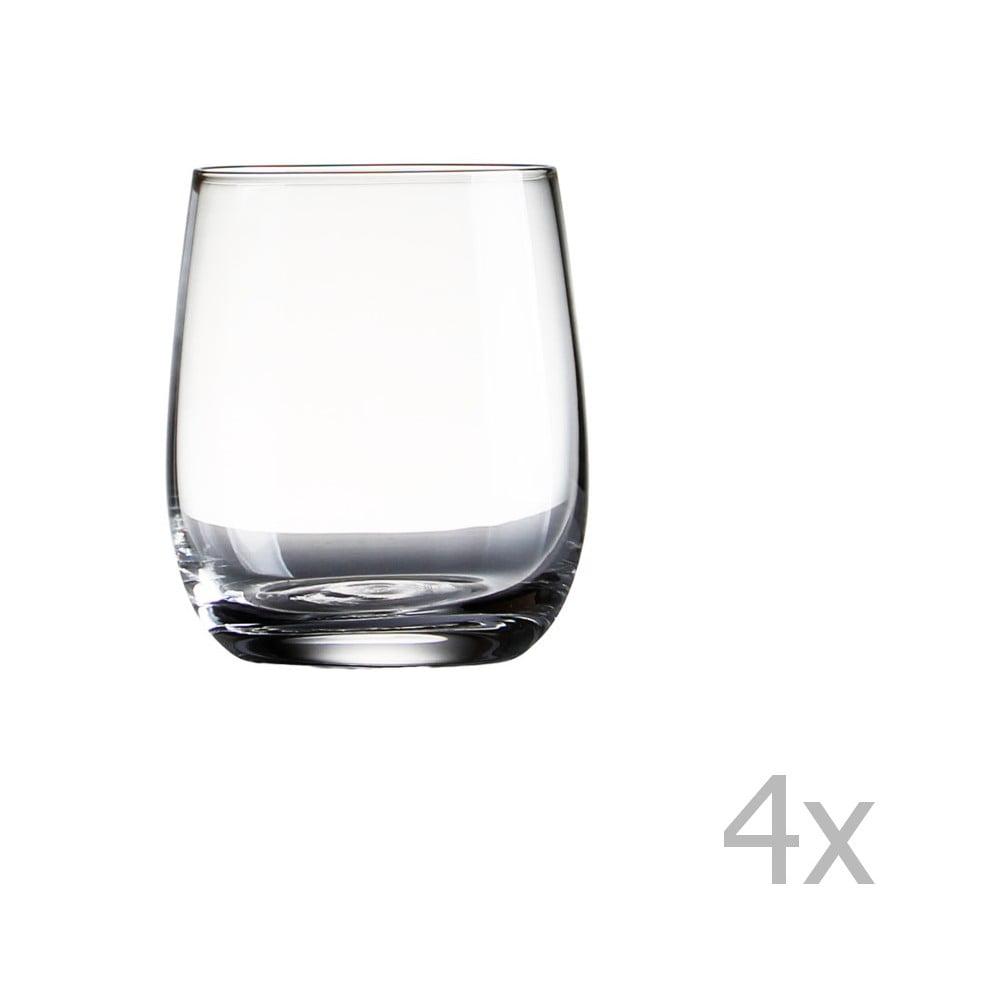 Sada 4 sklenic Sola Tumbler, 322 ml