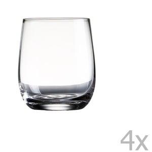 Set 4 pahare Sola Tumbler, 322 ml