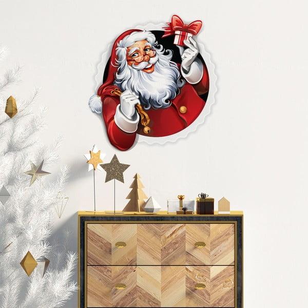 Autocolant Crăciun Ambiance Santa Claus Design