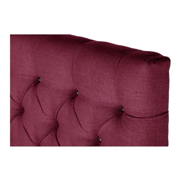 Růžové čelo postele Stella Cadente Pegaz, 90x118 cm